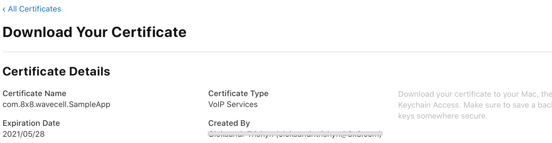 download-voip-services-certificate