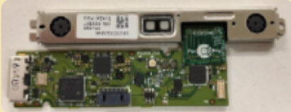 Figure 1 2. Intel® RealSense™ Depth Module D410 with Vision Processor D4 Card (Non-integrated Bare Depth Module)