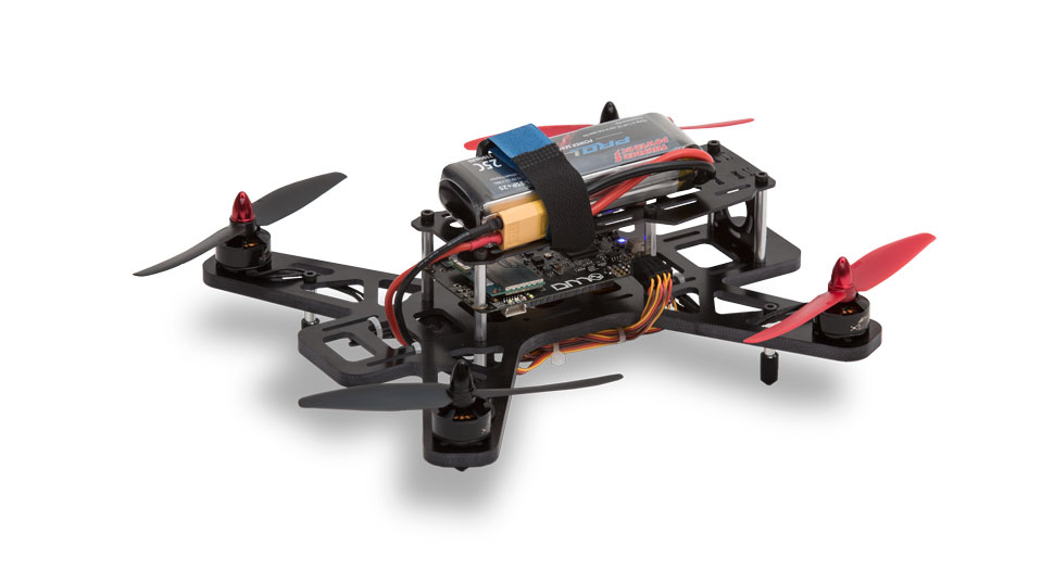 Fully assembled QL25 drone