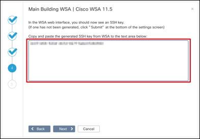 Cisco only ssh