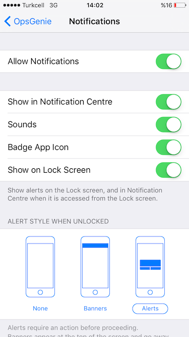 iphone alert tones not working