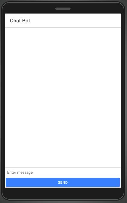 Resulting app UI