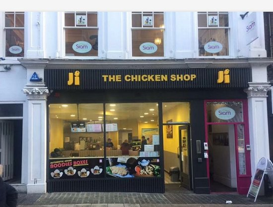 The chicken shop wants to take orders via Whatsapp.