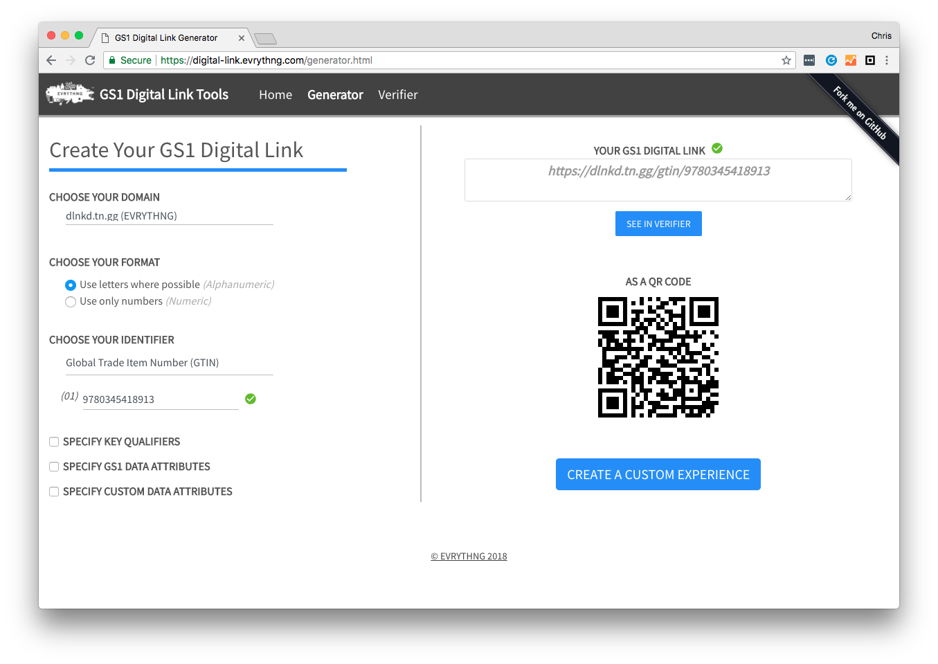New GS1 Digital Link Tools Available