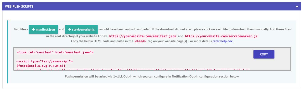 HTTPS Integration