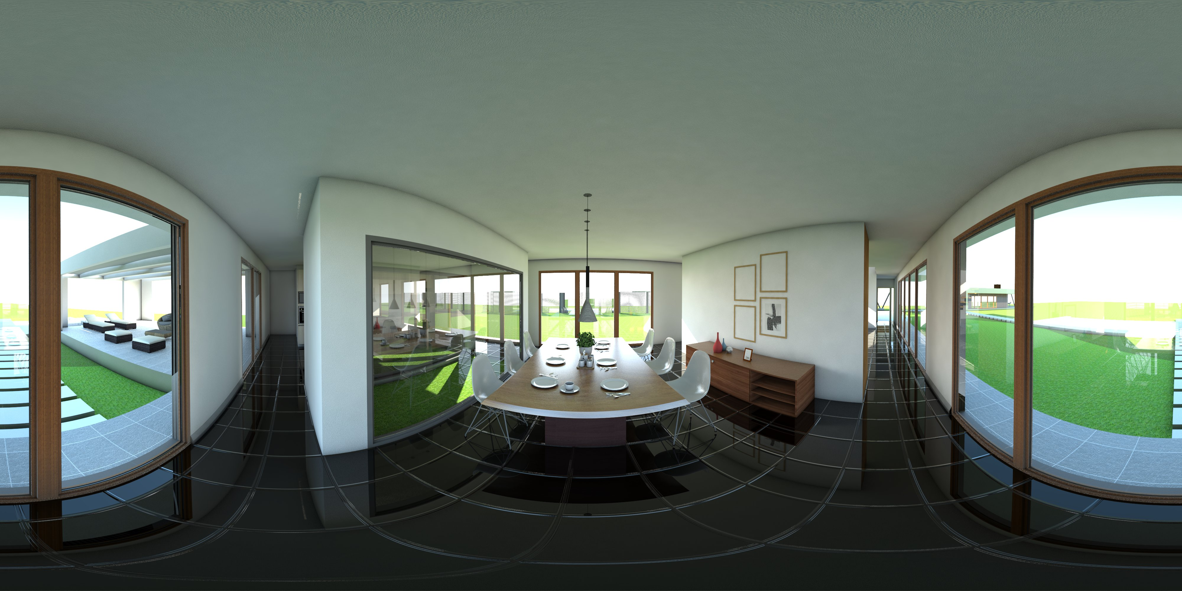 360 images using 3DS Max