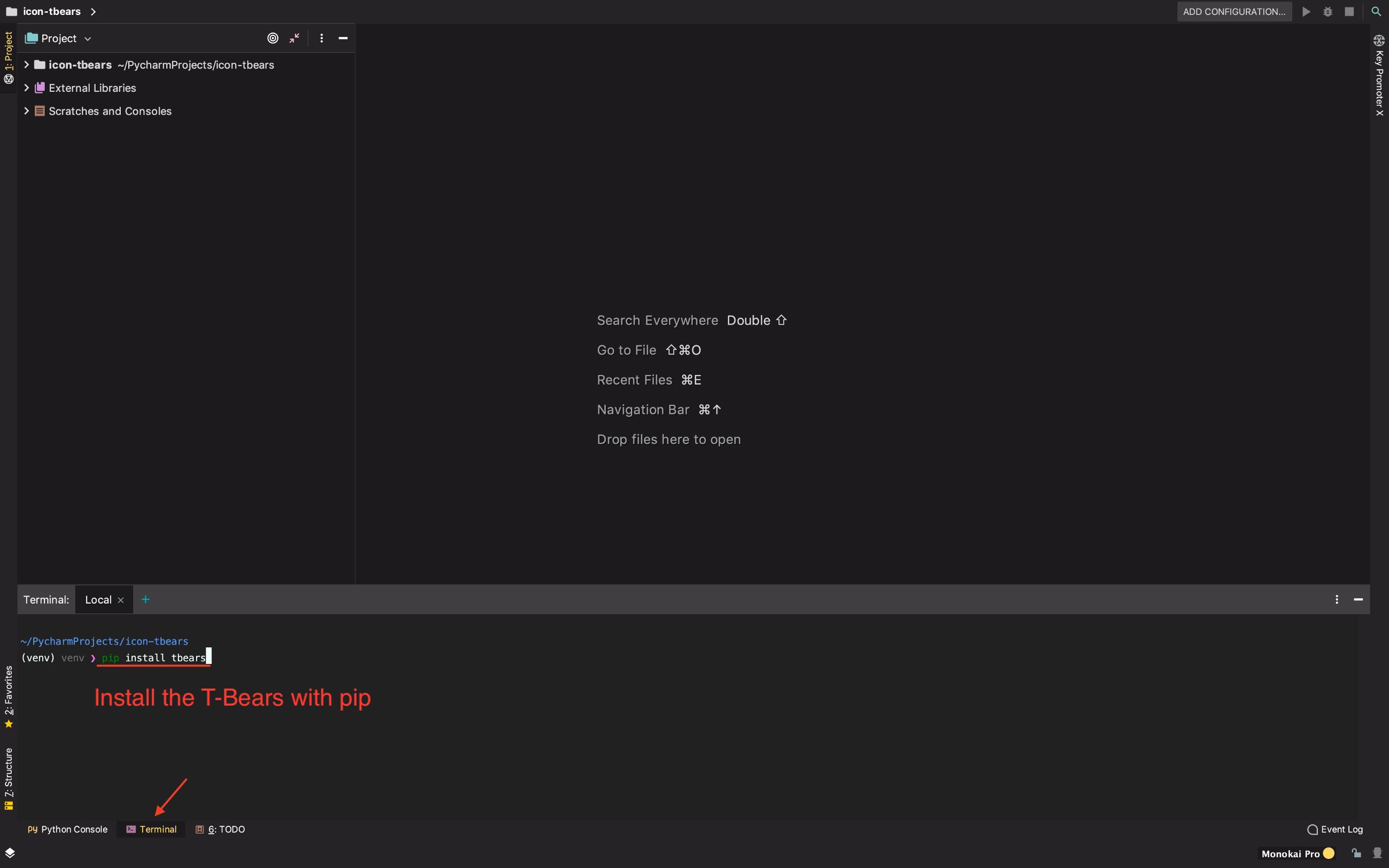 pip install python 3.6 dev
