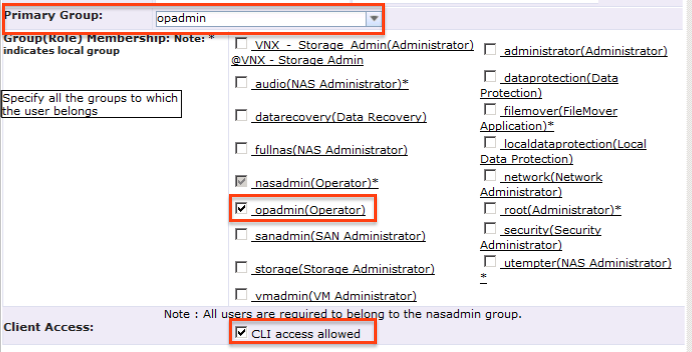 Dell EMC VNX File