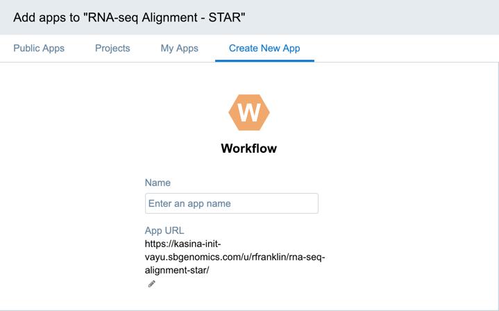 Workflow editor tutorial