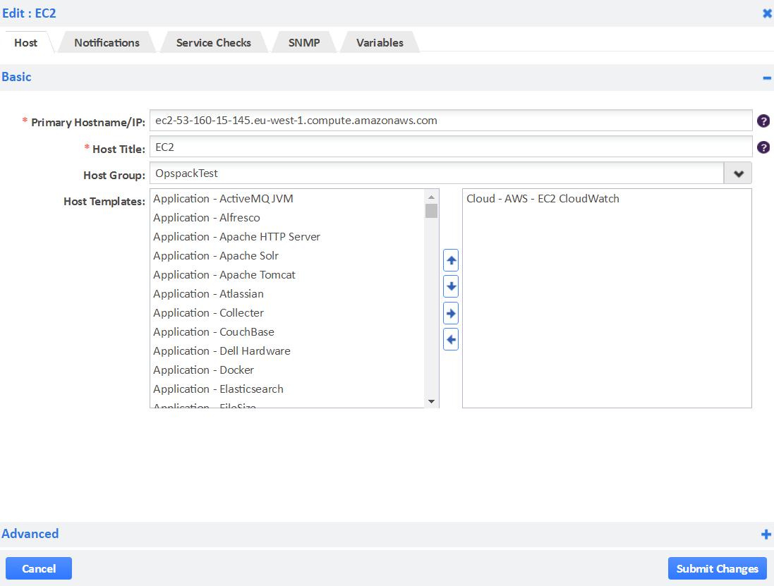 Cloud - AWS - EC2 CloudWatch