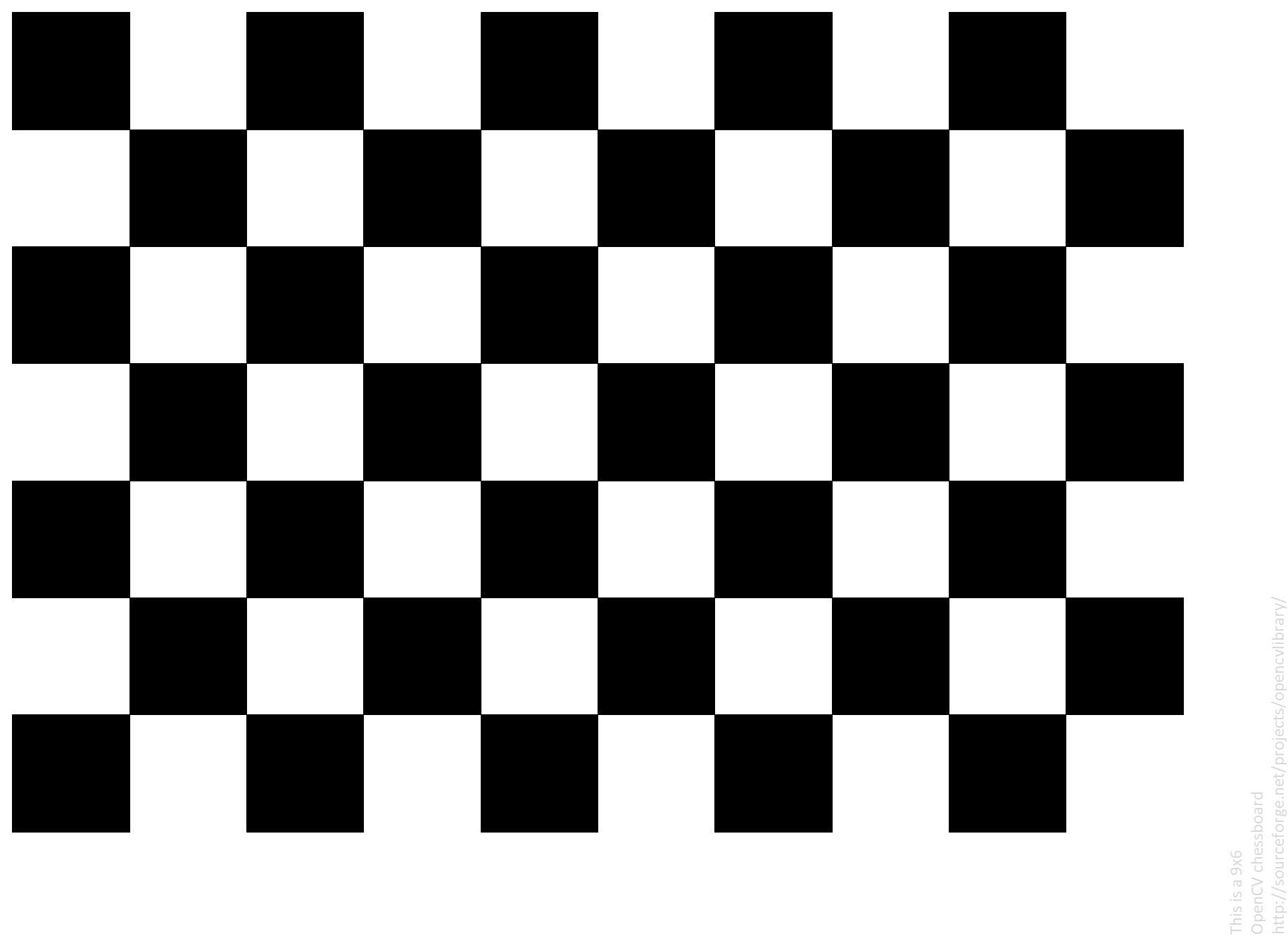 6 x 9 chessboard