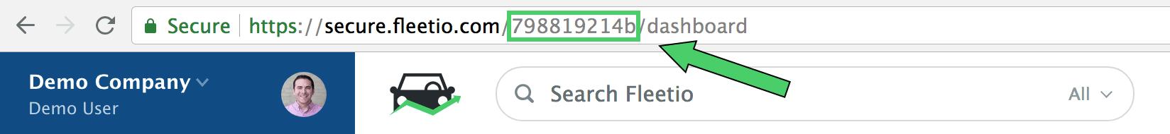 Getting Started · Fleetio API