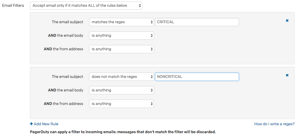 Email Management: Filters and Rules