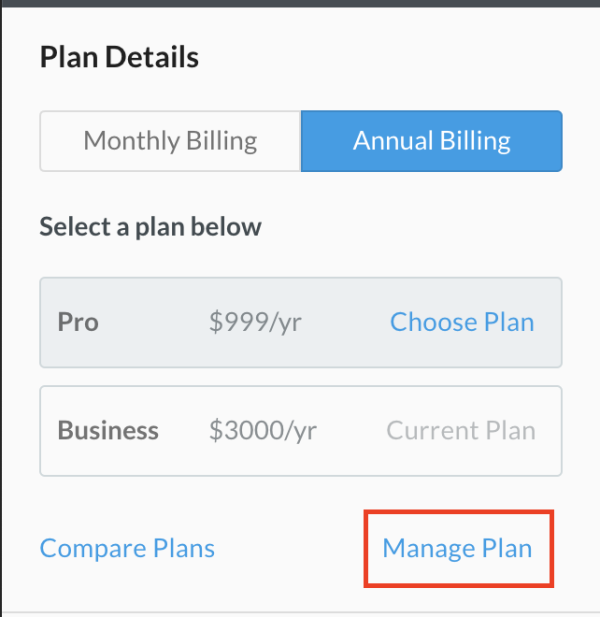 Payment, Billing, and Cancelling