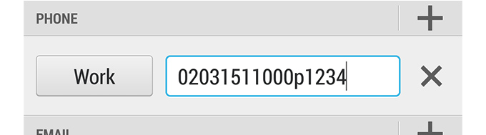 Enter your four digit PIN code
