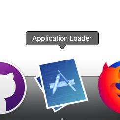 Upload to AppStore