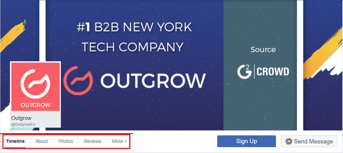How to Create Outgrow Custom Tabs for Your Facebook Business