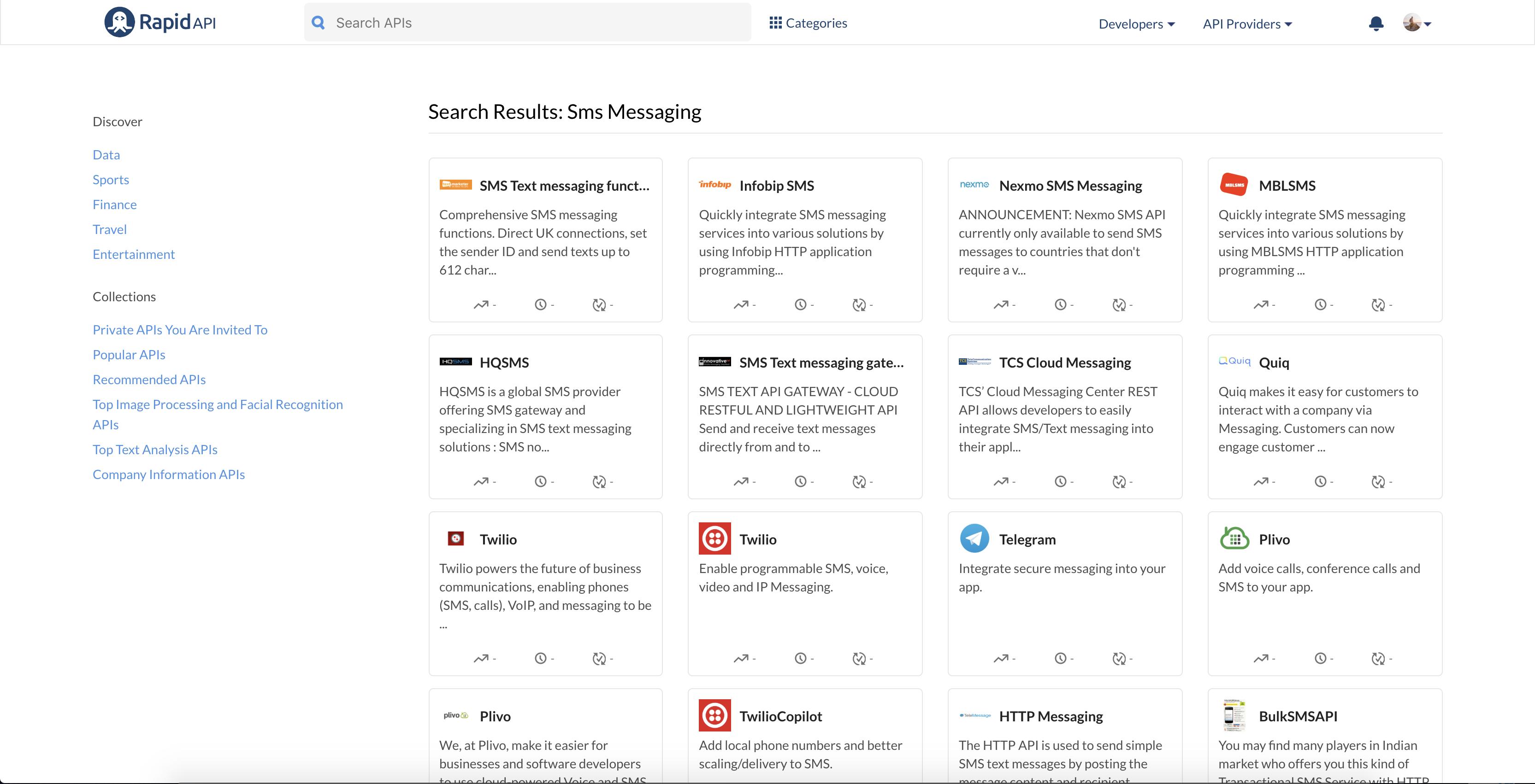 Basics - Your First API Call