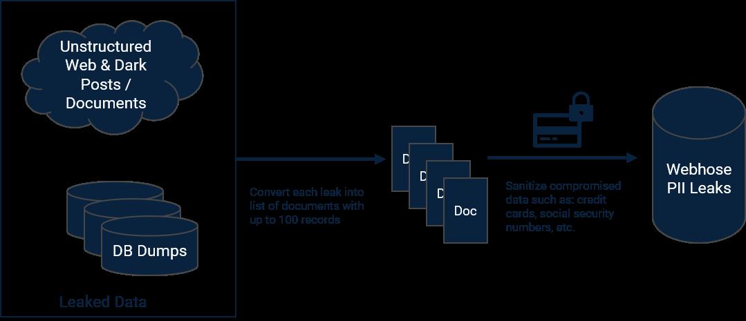 PII Leaks Data Process