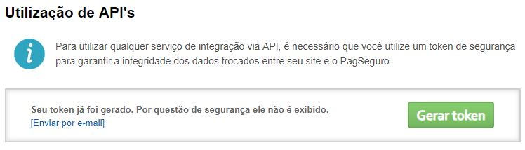 PagSeguro Developers