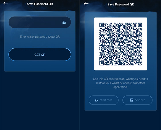 MetaWallet for Android