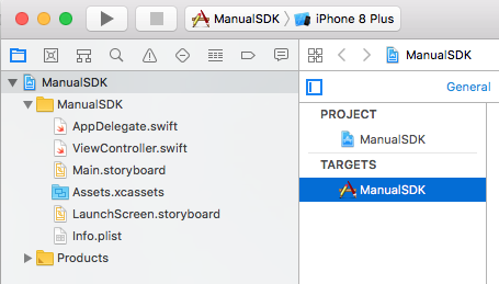 Getting Started with the Mobile App SDK on iOS