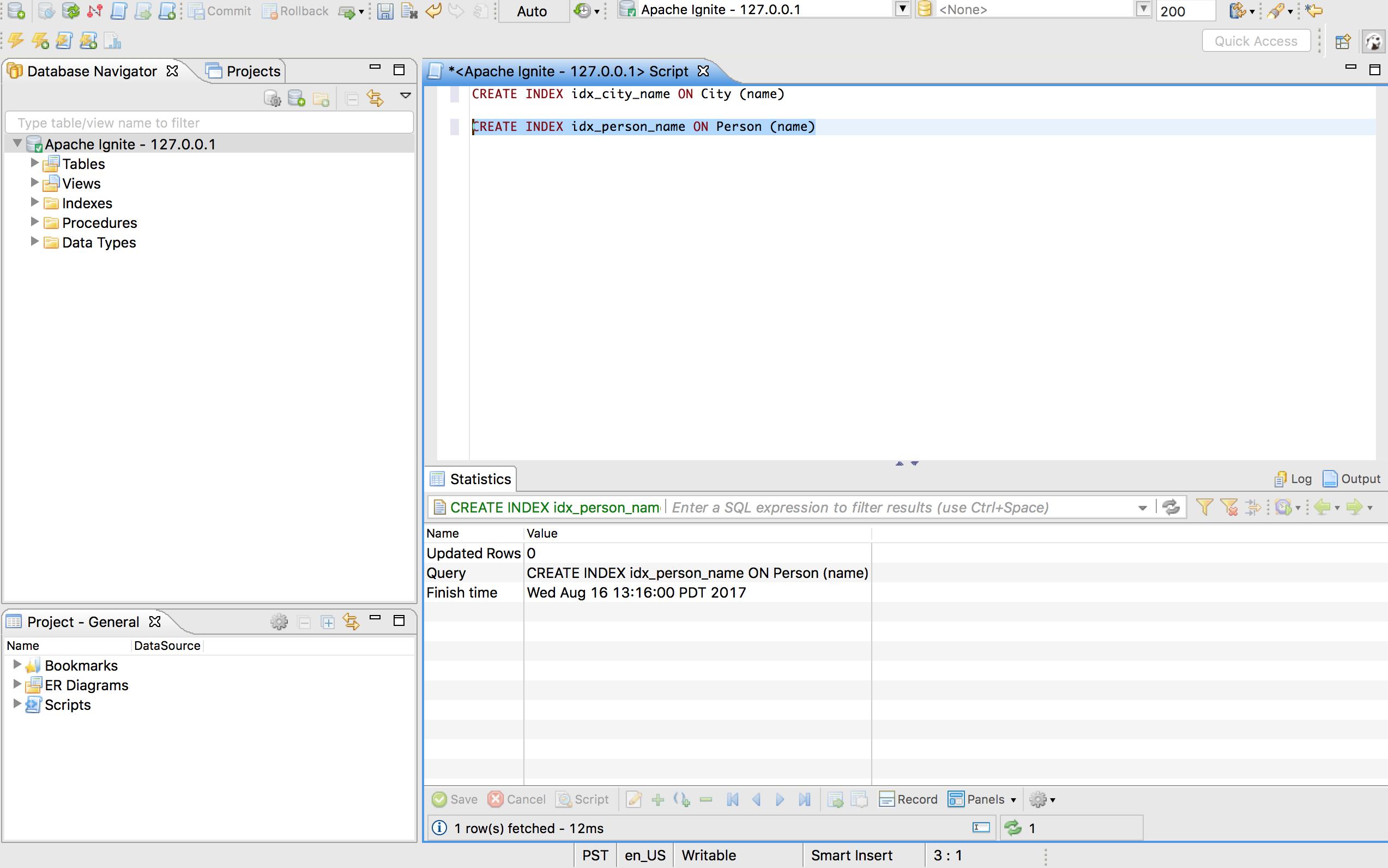 SQL Tooling