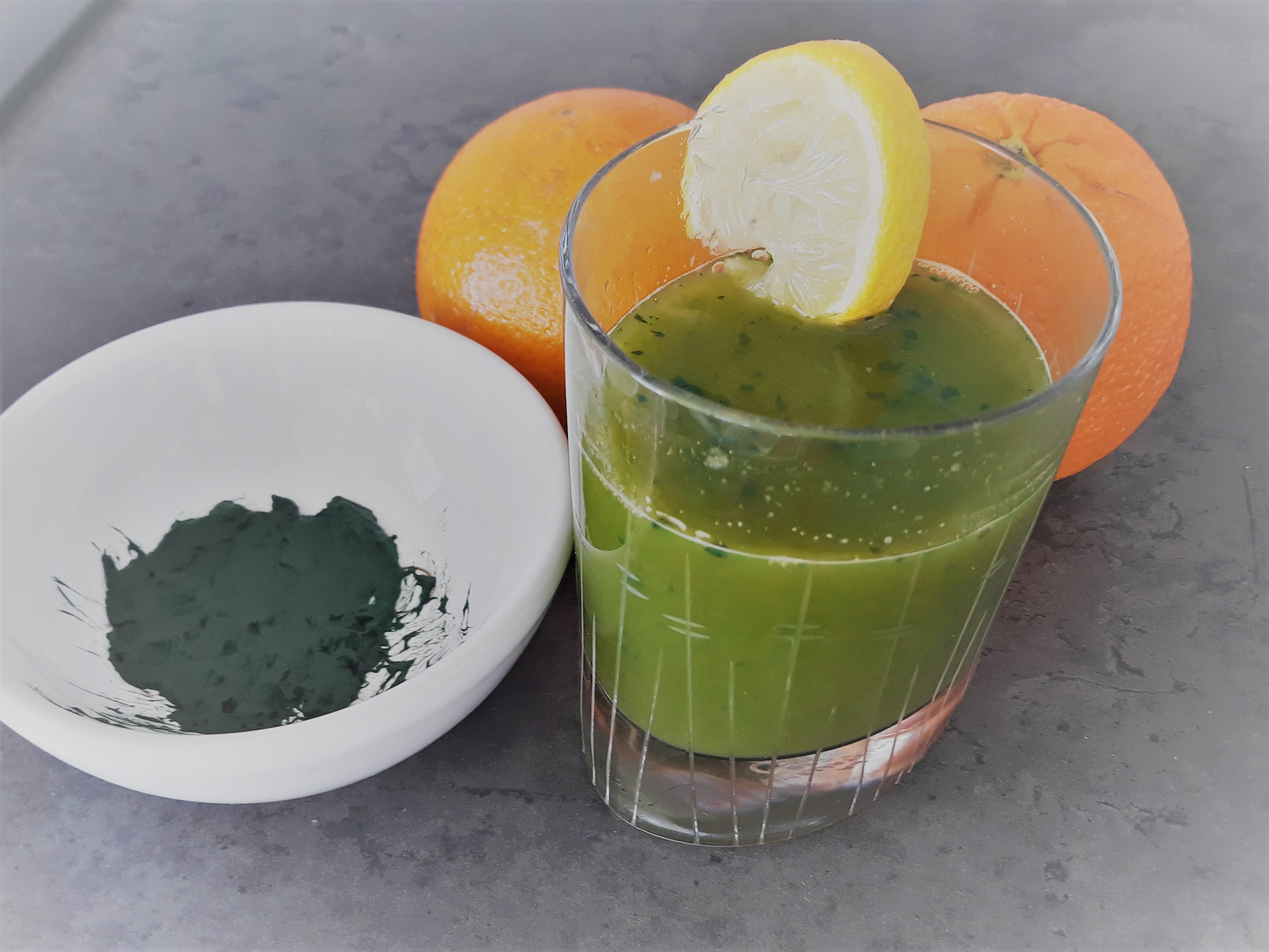 Idée de recette pour consommer sa spiruline fraîche