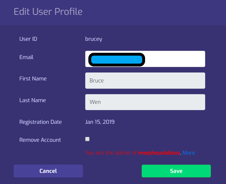 """Your """"User Profile"""""""