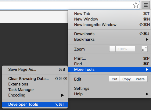 Using Browser Dev  Tools