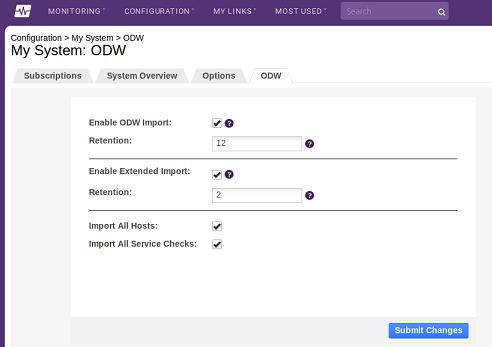 Reports - optional module
