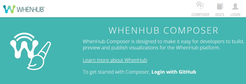 Connect Composer to GitHub