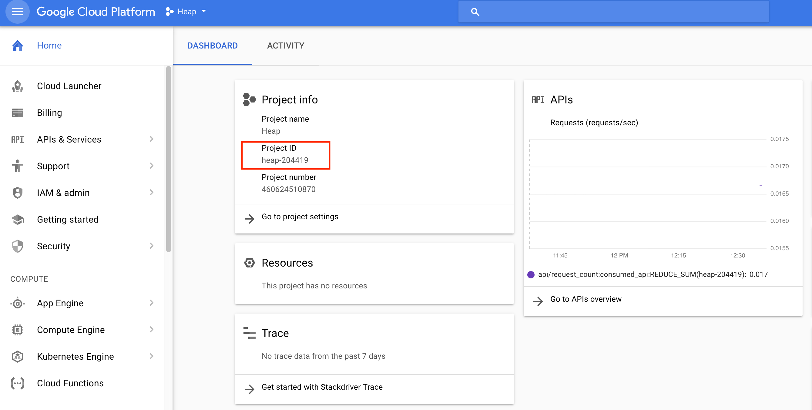 Heap Connect for BigQuery