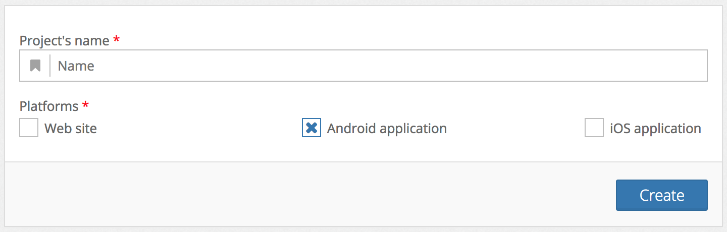 Android Quickstart