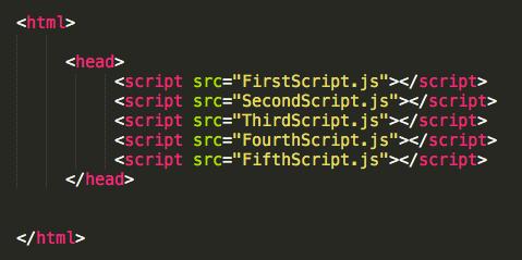 Synchronous Script