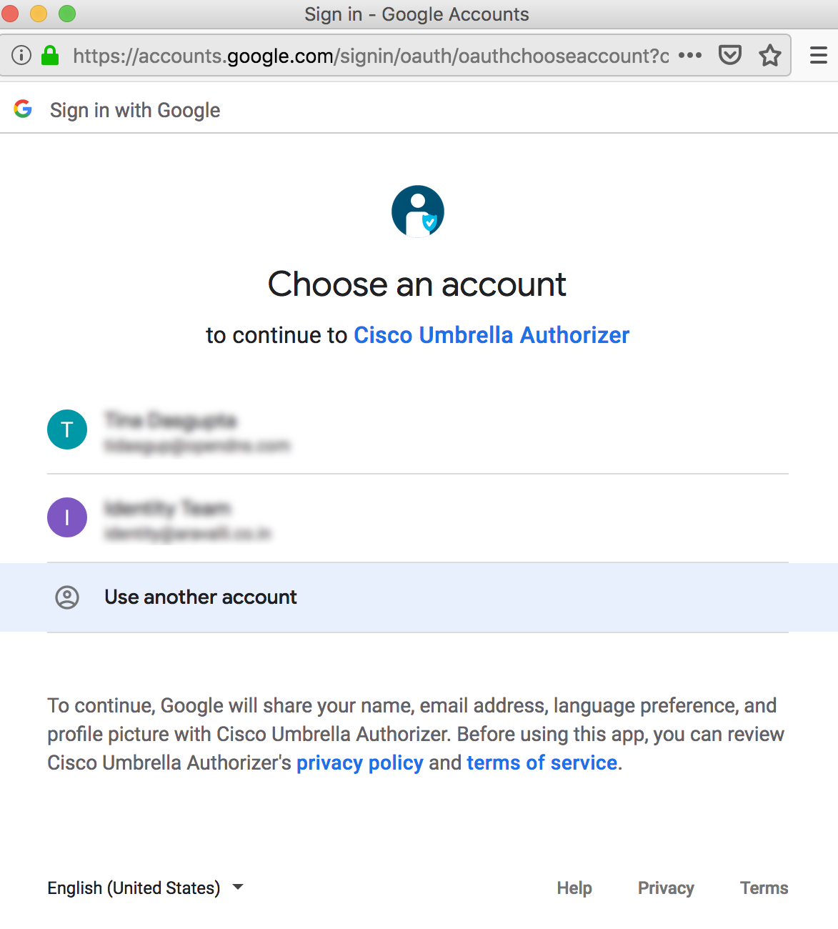 Deploy the G Suite Identity Service