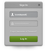 Simple Login and Signup