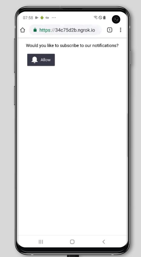 Permission control widget