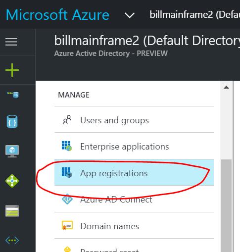 Integrating with Microsoft Azure AD · Frame Documentation