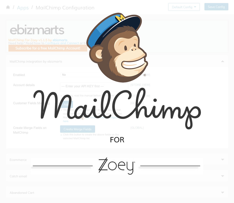 Upgrade MageMonkey Mailchimp for Magento (New Module)