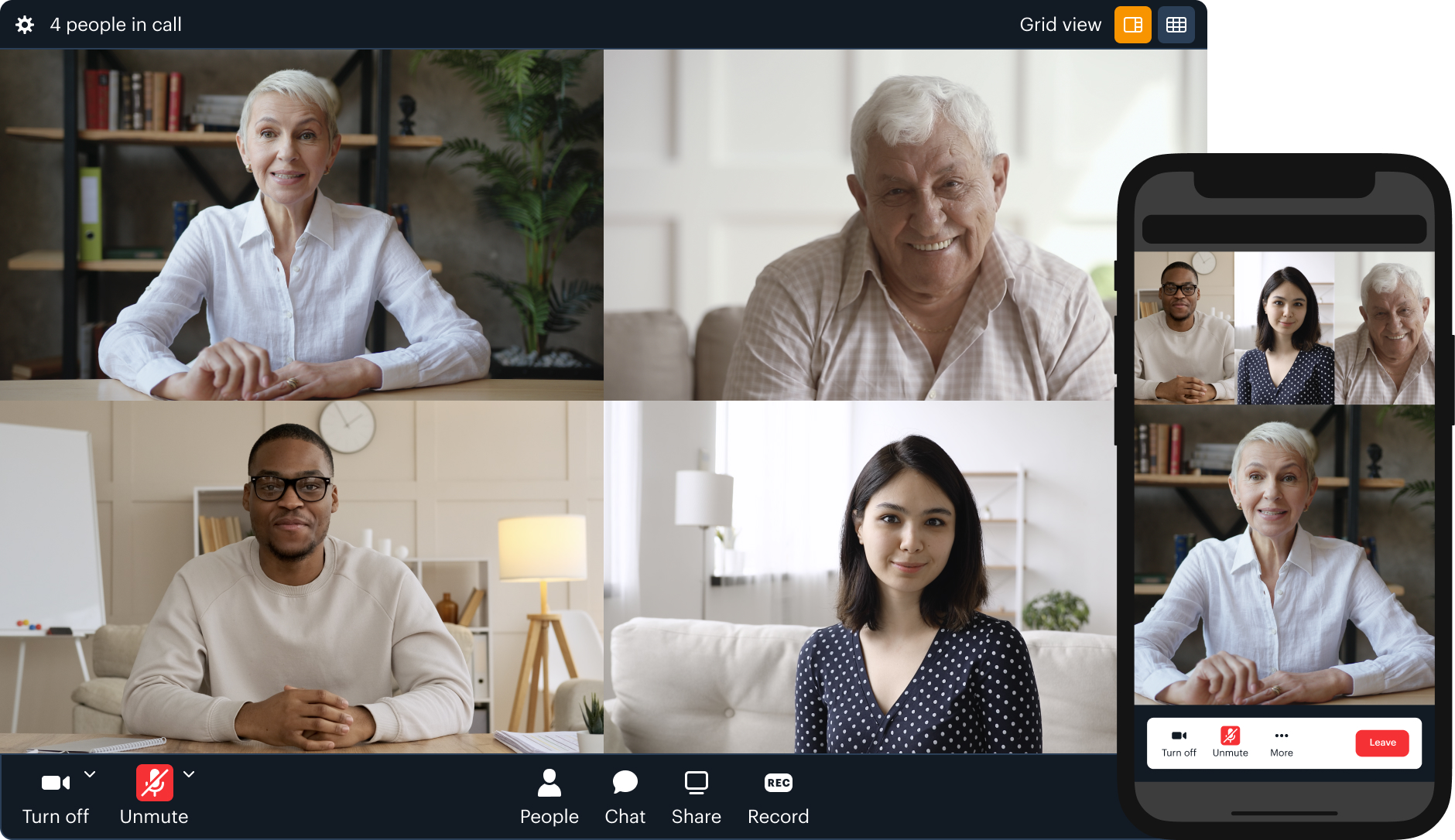 Daily can help you add video chat to your websites and apps in minutes.