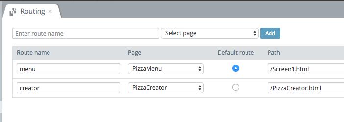 Pizza Tutorial
