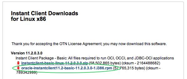 Database - Oracle RDBMS