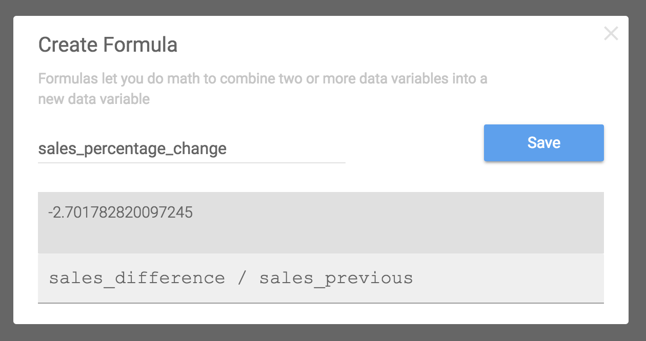 How To Calculate Percentage Change Then You Can Use That Formula To  Calculate The Percentage