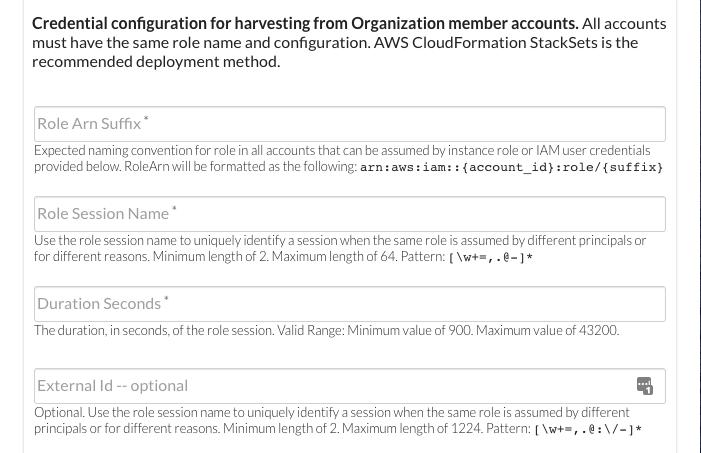 Organization Form Continued