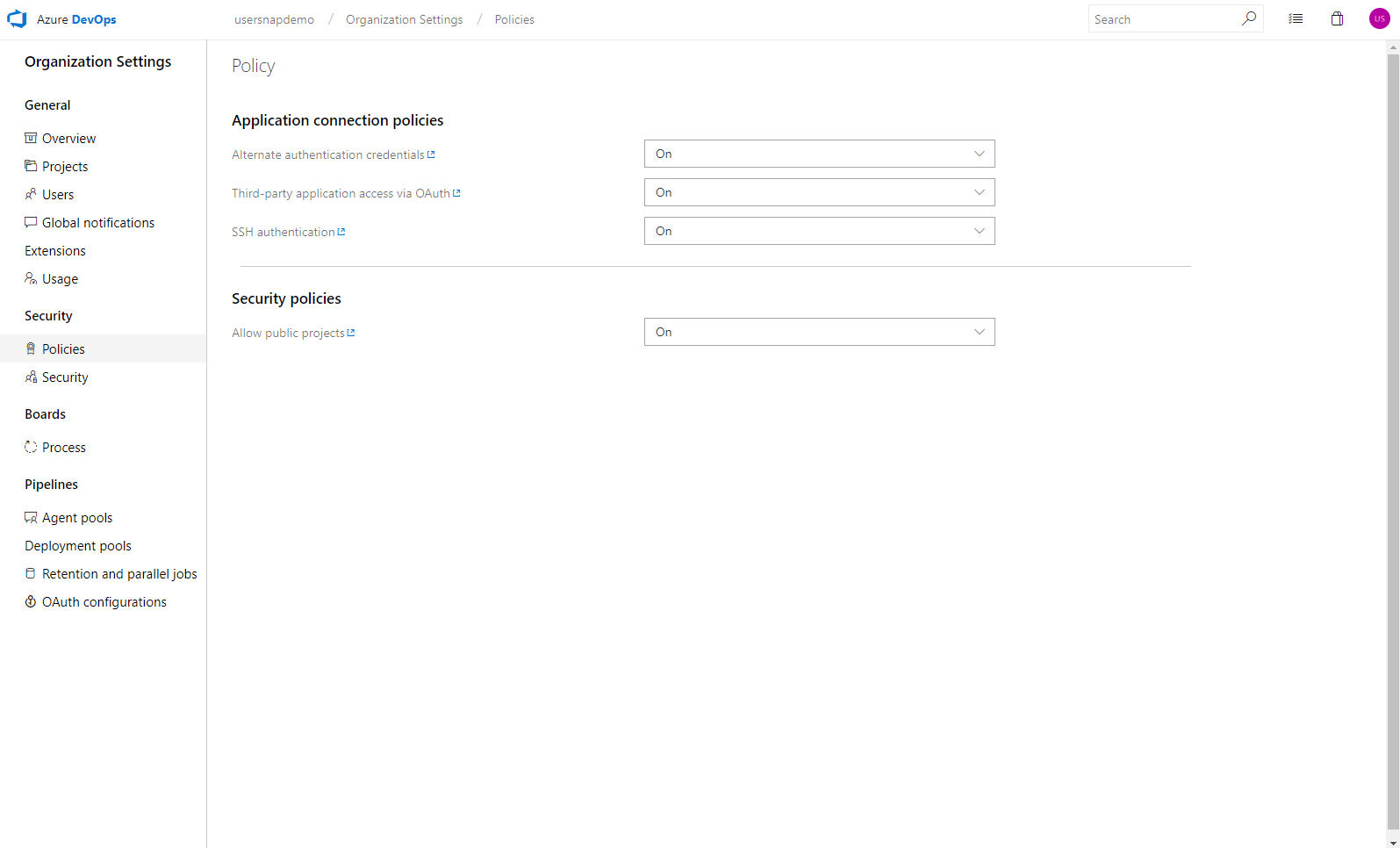 Azure DevOps (On-demand TFS)