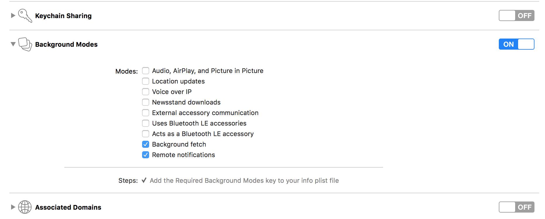 iOS SDK Installation · PushApps