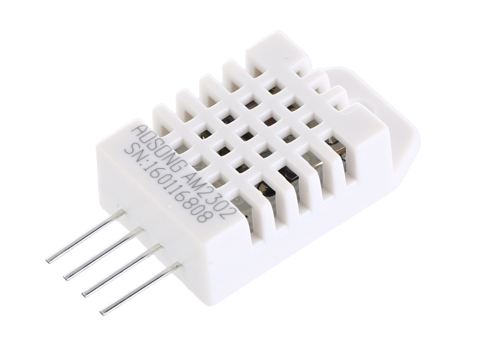 5 Dht22 Digital Temperature And Humidity Sensor Circuit Am2302