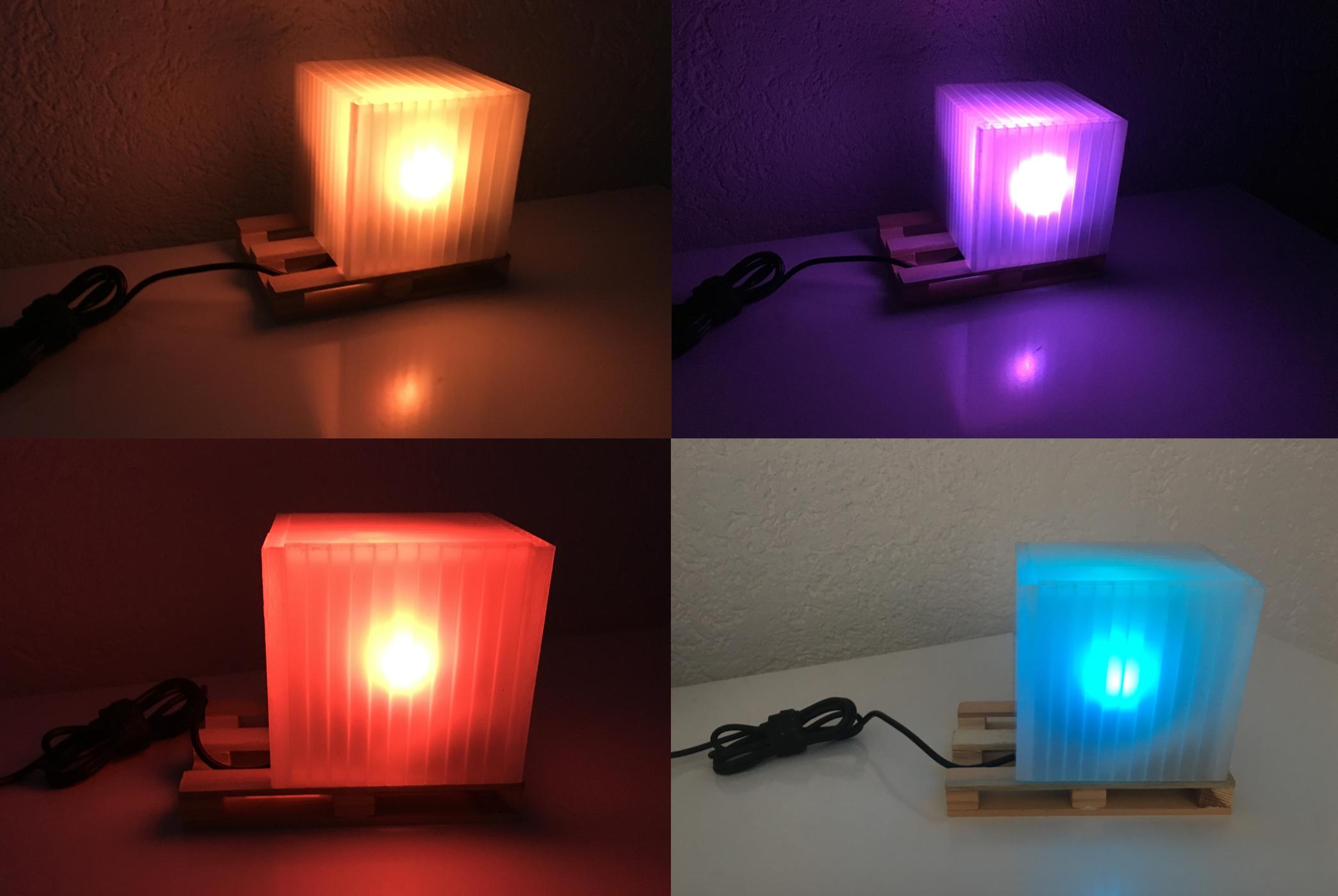 First Boxy prototypes