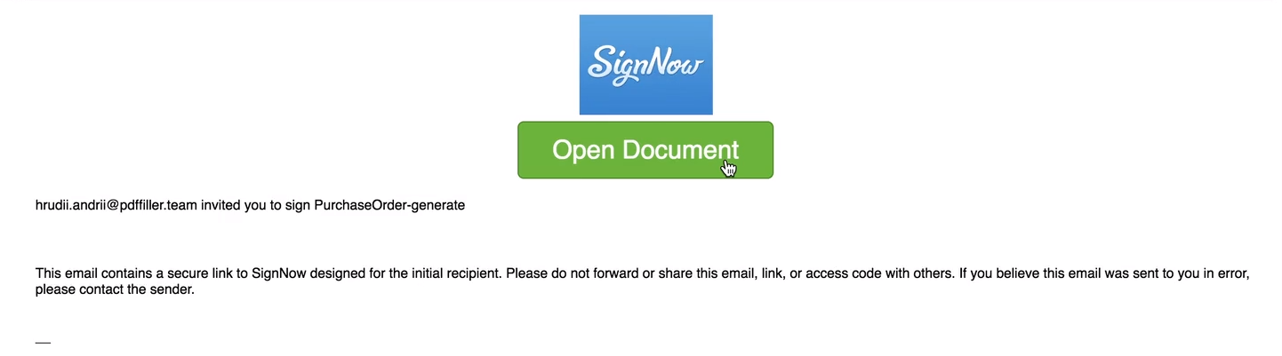 Prefill a document (using SignNow Smart Templates)